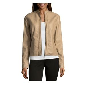 NEW a n a Womens Midweight Motorcycle Jacket s-XL